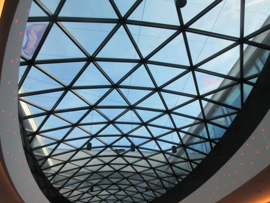 Dachkonstruktion - Reisecoach Idee